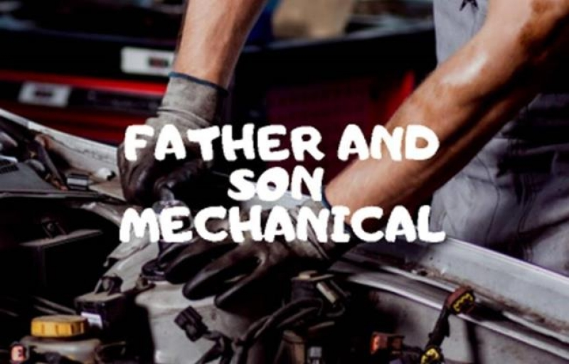 Father and Son Mechanical